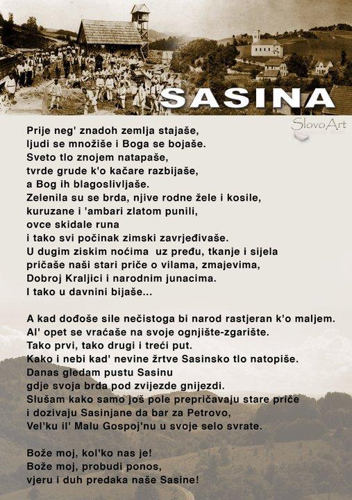 Ljiljana Grgić - Sasina