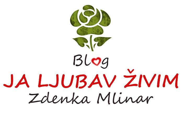 Logo za Blog - Ja ljubav živim